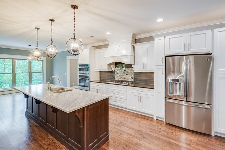 Custom  Kitchen Chattanooga Tennessee McCoy Homes