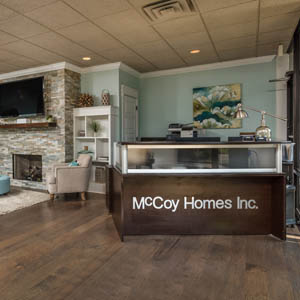 Custom Home builder - McCoy Homes