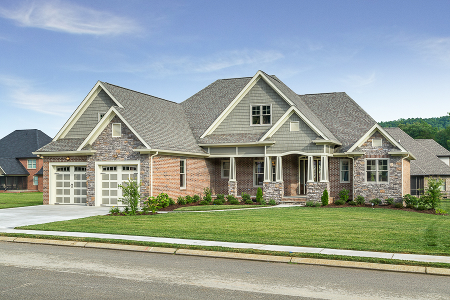 How mccoy homes helps you through the home building process for Custom home builders chattanooga tn