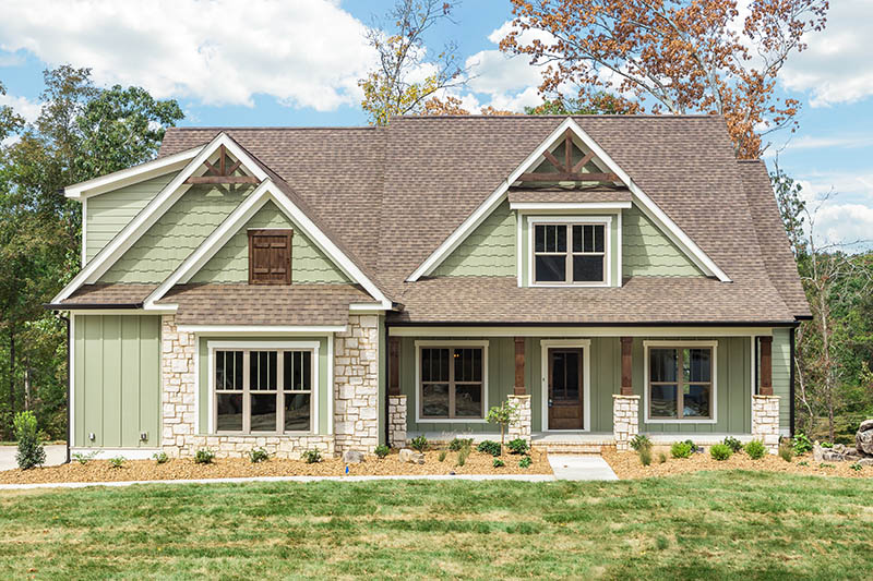 The Craftsman Style Home Design Ideas and Photographs