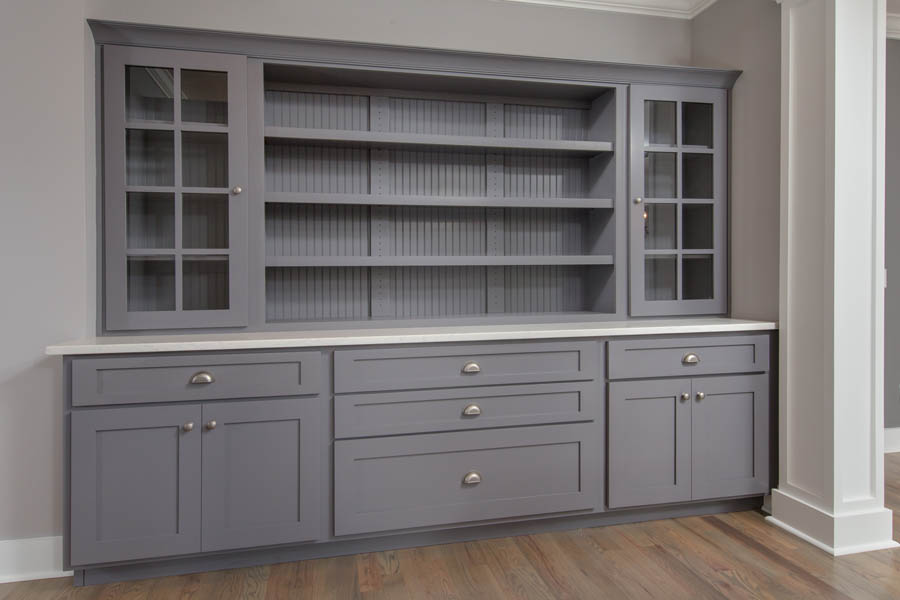 Chattanooga | Kitchen Storage Design