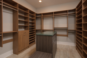 Luxurious Master Closet by McCoy Homes