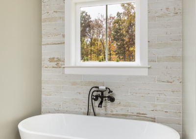 European Farmhouse bath