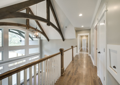 European Farmhouse exposed beams