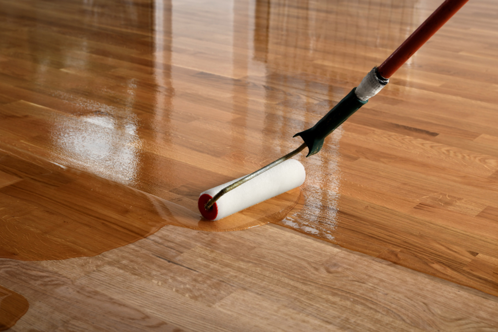 Refinish Hardwood Floors to Add Value and Prepare Your Home for Market