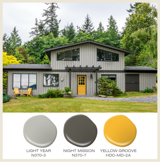 Pantone's Color Of The Year 2021 - Exterior Color Inspiration